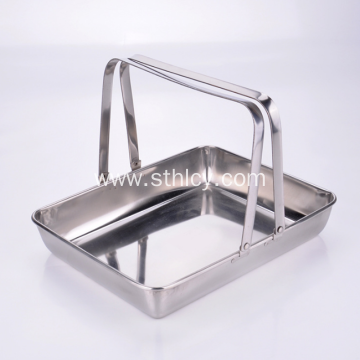 Restaurant & Hotel Products Stainless Steel Towel Tray